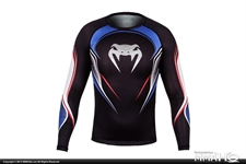 Today on MMAHQ Venum Hero Compression Rashguard - $27